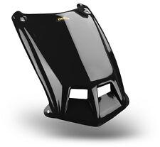 NEW HONDA TRX 450R 04 - 14 BLACK VENTED NUMBER PLATE HOOD TRX 450ER
