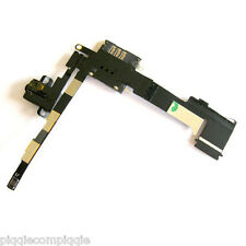 Original BLACK Audio Headphone Jack Replacement 4 Apple iPad 2nd Gen 3G ONLY USA