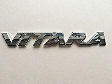 Original Suzuki Vitara Heck ABZEICHEN Kofferraum Emblem ab 2015 17cm x 2cm