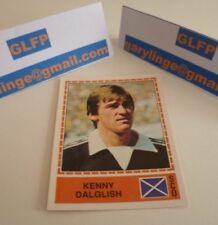 European championship 1980 Season Sports Single Stickers