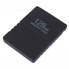 For Sony PlayStation 2 PS2 Slim 128MB Memory Card Game Data Storage Stick Module