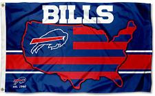 Bills Football New Fast USA Shipping Buffalo Bill Flag 3X5 BANNER 3 X 5 Fan Gift
