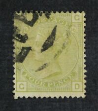 CKStamps: Great Britain Stamps Collection Scott#70 Victoria Used