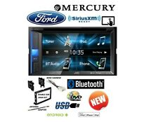 04-16 Ford F 150/250/350 Bluetooth touchscreen DVD CD JVC CAR RADIO STEREO