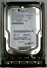 "147 GB SCSI Fujitsu MAU3147NC 15K Ultra 320 80PIN 3.5""  generalüberholt"