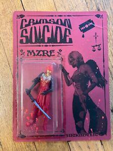 Crimson Suicide Sucklord Suckadelic DKE Bootleg Star Wars Toy Tokyo