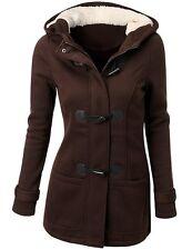 Women's Winter Hooded Long Warm Coat Jacket Tops Outwear Trench Parka Overcoat G