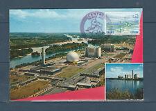 carte  1er jour   région  centre   45  Orleans  1976