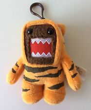 """Domo Tiger Plush Keyring 4"""" Collectible Never Used"""