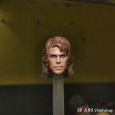 SFABS Star Wars Anakin Skywalker Dark Side Ver. 1/12 Scale Head Sculpt   SHF