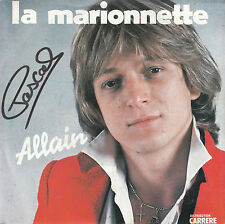 "7"" 45 TOURS FRANCE ALLAIN (TURBAN) ""La Marionnette +1"" 1978 DISCO"