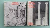 Lionello Puppi ANDREA PALLADIO L'opera completa - Electa 1977 In cofanetto