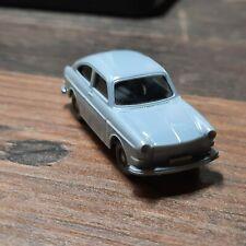 Wiking 1:87 VW 1600 TL Fließheck hellblaugrau