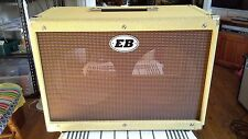 "EB 2 x 10"" Vintage style guitar speaker cabinet (empty)"