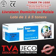 Toner Laser Brother TN1050 compatible DCP1512 1612W HL1112 HL1212W MFC1810 1910W