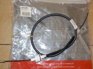 QCC1232 Clutch Cable for Ford Sierra 2.0 1982-84 RHD