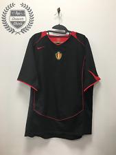 Belgium away football shirt 2003/2004 Men's Large