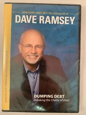 DVD Dumping Debt Breaking the Chains of Debt Dave Ramsey NEW Sealed Pack