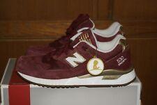 Mens New Balance M530SJY Burgundy Gold 7.5 8 8.5 9 9.5 10 11 12 Run Walk Shoes