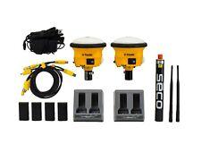 Trimble Dual Sps985 900 Mhz Gnssgps Receiver Kit