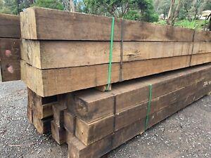 200x200 Hardwood Posts H4