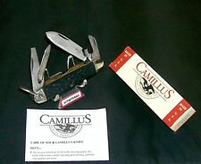 Camillus Wwii Utility Knife Navy & Coast Guard Issued W/Newer Packaging,Papers
