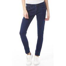 adidas NEO Women's Super Skinny Fit Denim Jeans - W30 L32 - Dark Denim - New