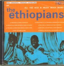 The Ethiopians(CD Album)All The Hits & Much Much More!-Trojan-CDTRL 228-New