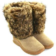 Oscar Sport Winna, Women's, Leather, Faux Fur,Winter Boots Size 5