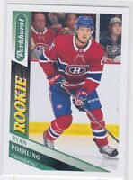 19/20 PARKHURST...RYAN POEHLING...ROOKIE...CARD # 310...CANADIENS