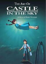 The Art of Castle in the Sky by Hayao Miyazaki, Jocelyne Allen (adapter), Izu...