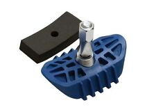 "Motion Pro 11-0060 Lite Loc 2.15"" Rim Lock with Aluminum Nut and Beveled Washer"