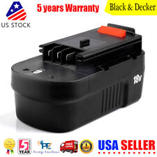18V VOLT 2000mAh NiCD Slide Battery for Black & Decker HPB18 HPB18-OPE 244760-00