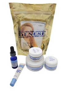 Dr Denese HydroShield Eye Serum Anti Wrinkle Gel Firming Facial Pads Neck (2009)