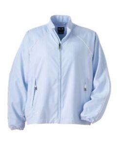 ADIDAS Golf Ladies Size S-2XL Climaproof Full Zip WindShirt Jacket Womens A24