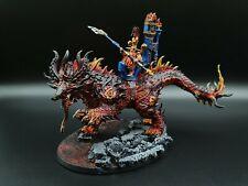 Warhammer Fyreslayers Magmadroth #2 Pro Painted R4B2