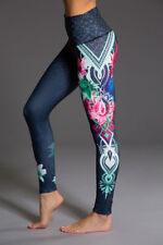 Onzie - Yoga - High Rise Graphic Legging - Holi - X / S   - NWT