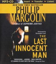 Phillip MARGOLIN / The LAST INNOCENT MAN    [ Audiobook ]