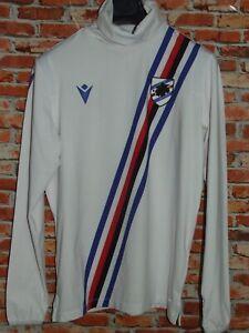 Soccer Jersey Jacket Hoodie Plush Shirt Trikot Camiseta Sampdoria Size L