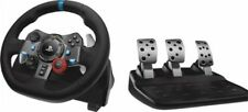 Logitech Driving Force G29 Racing Wheel & Pedals for PS4 and PS3 New In Box