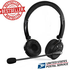 New listing Over the Head Bluetooth Stereo Wireless Headphones Gaming Headset