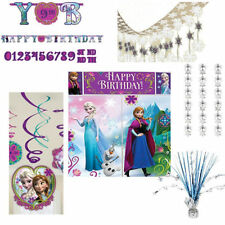 Frozen Party Banners