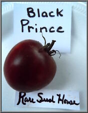 Black Prince HEIRLOOM Tomato Seeds!  GREAT COLOR! Comb. S/H See our store!