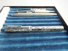 Sheaffer Clipper Pen with WASP Nib Circuit Board