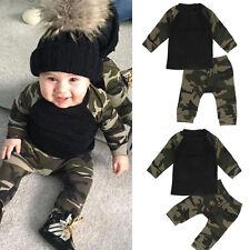 COOL nouveau-né enfant bébé garçon vêtements t-shirt haut pantalon tenues