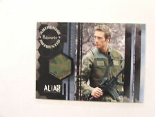 Alias Season 2 pieceworks card #PW9 Michael Vartin