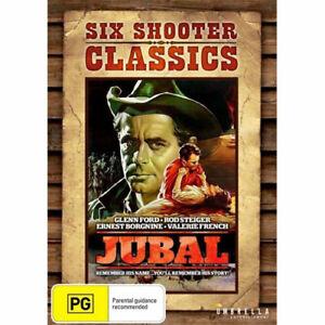 Jubal (Six Shooter Classics) DVD NEW (Region 4 Australia)