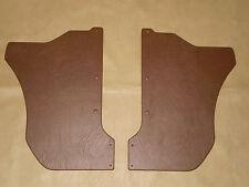 Datsun 1200, b110, b120, ute, sedan, wagon,brown vinyl kick trims. NEW!