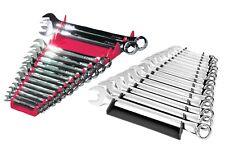 APT / Ernst 5060 RD + 5161 BK Wrench Organizer Tray Holds 32 Set -YES 1 Ea USA