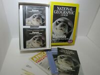 National Geographic CD-ROM: Mammals - Multimedia Encyclopedia - Complete Set